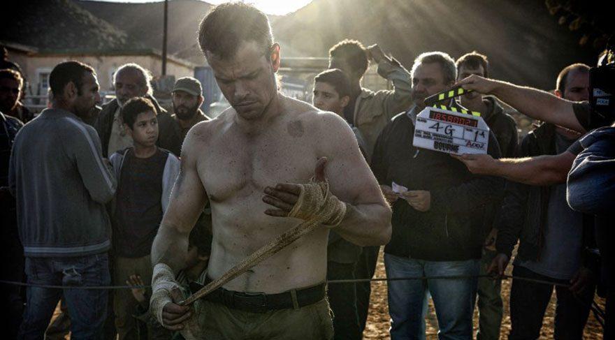 Jason Bourne geri dönüyor