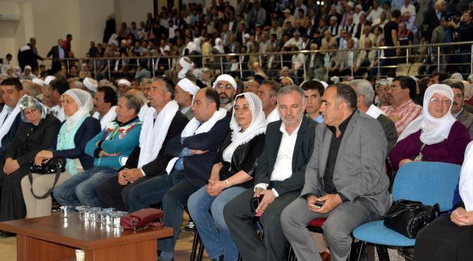 Diyarbakır'da Kürtçe mevlit okutuldu