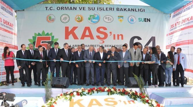 Bakan Eroğlu: Millet ormancılığına geçtik (2)