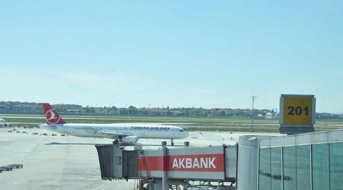 THY'nin İstanbul- Lefkoşa uçağı boşaltıldı