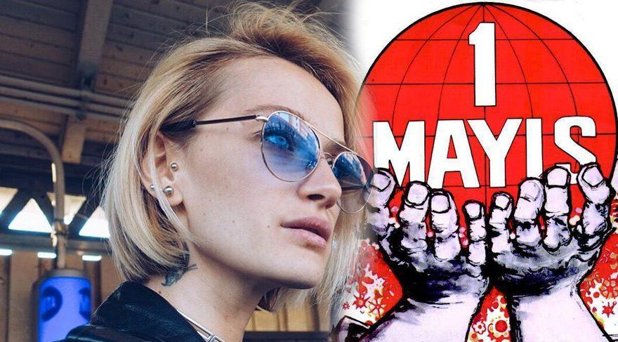 Didem Soydan 1 Mayıs Emek ve Dayanışma Bayramı ile ilgili paylaşımda bulundu