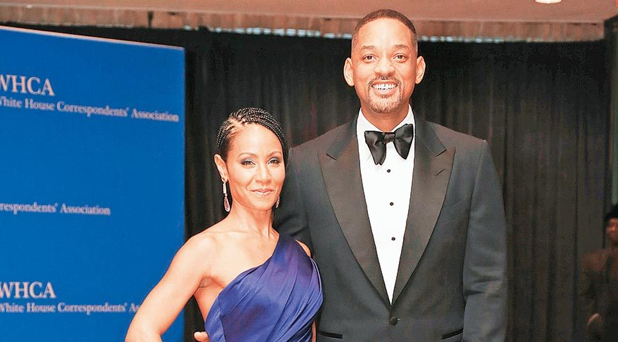 Jada Pinkett - Will Smith