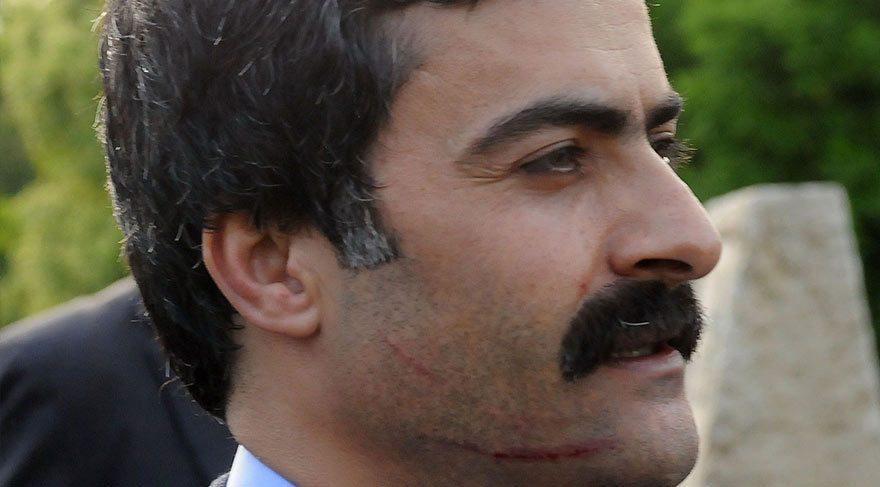 Foto: Zekeriya ALBAYRAK/SÖZCÜ Kavgada HDP Hakkari Milletvekili Abdullah Zeydan'ın yüzünden yaralandıgı görüldü.
