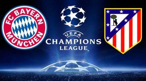 Bayern Münih Atletico Madrid maçı izle! - TRT Canlı izle