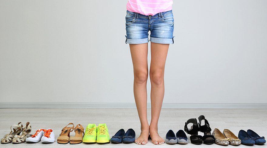 Doğru ayakkabıyı seçmenin püf noktaları