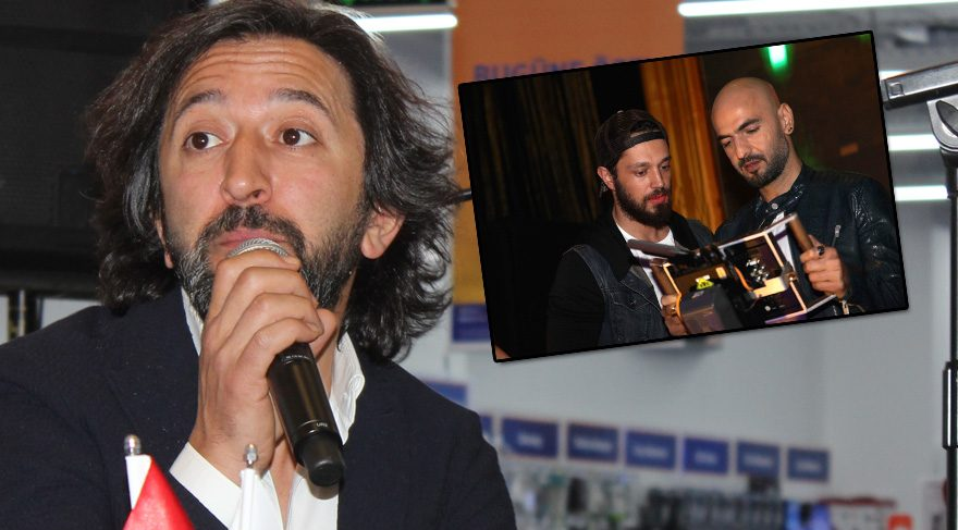 Fettah Can 'dan Murat Boz ve Soner Sarıkabadayı'ya gönderme