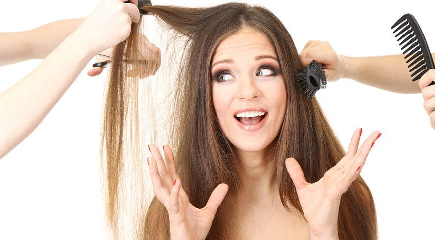 Saçların dökülmesine neden olan 8 yanlış alışkanlık