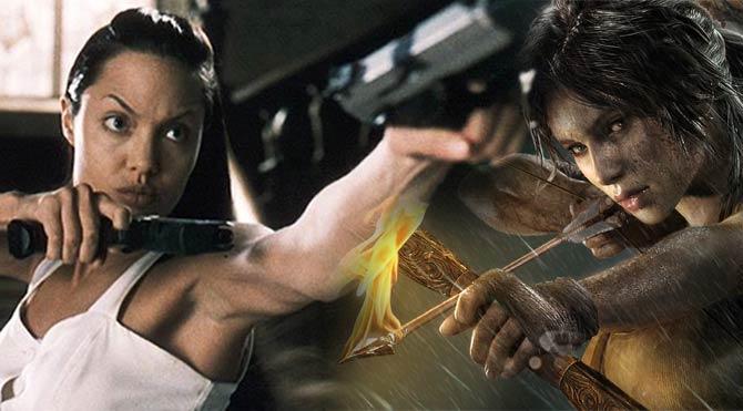 Lara Croft'u genç oyuncu canlandıracak