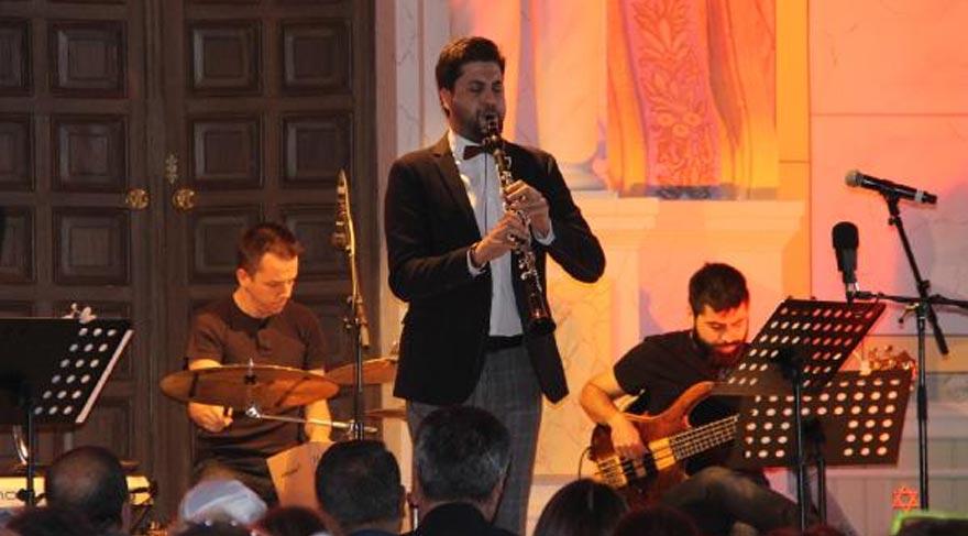Serkan Çelik dünyaca ünlü klarnet virtüözü ile konser verdi