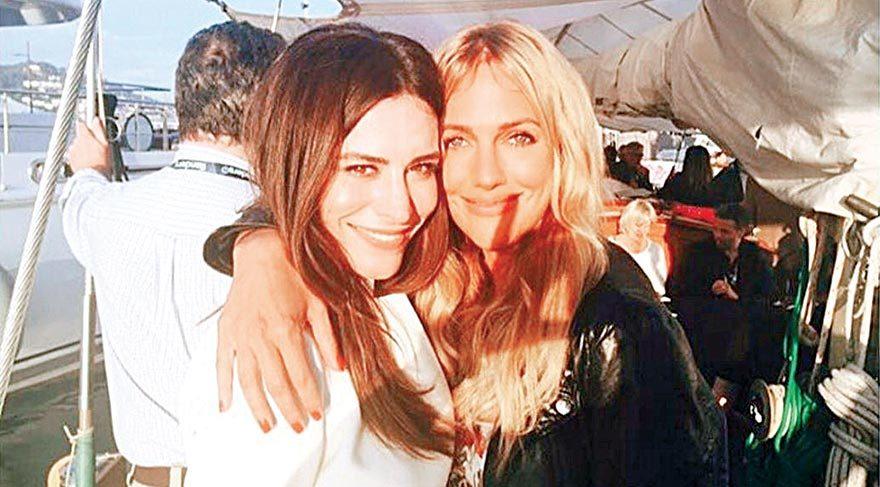 Cannes güzelleri