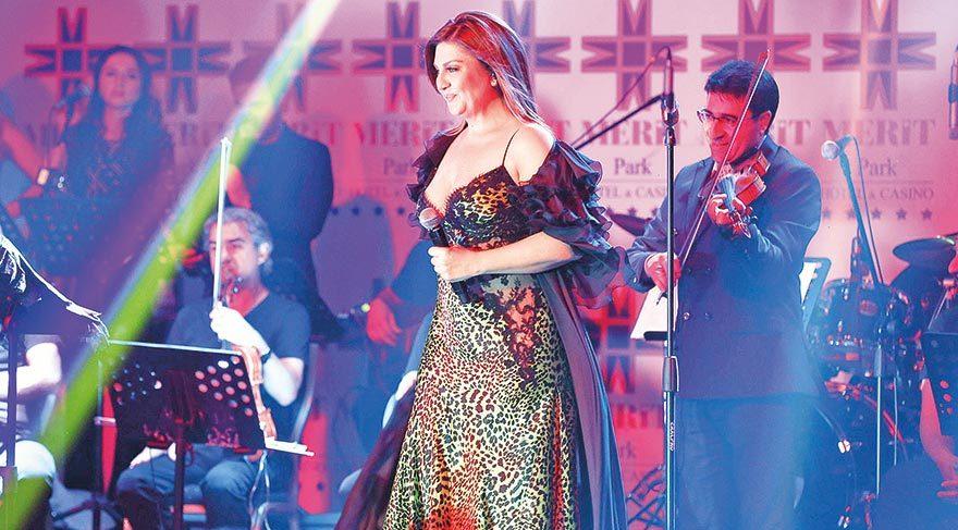 Kıbrıs'ta konser coşkusu