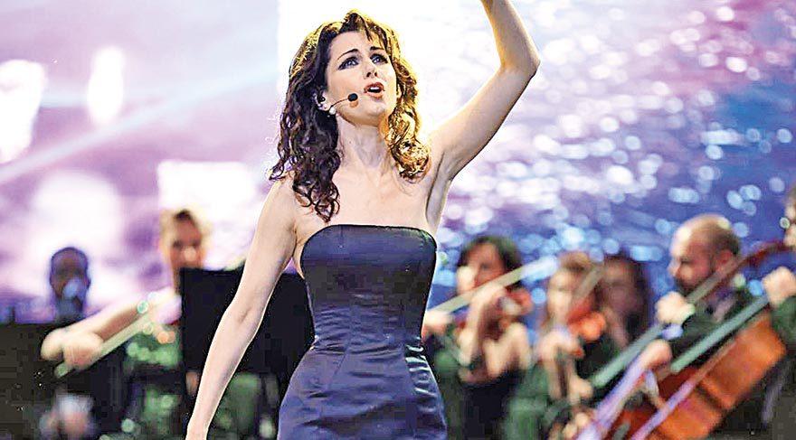 Fransız soprano Antalya'da