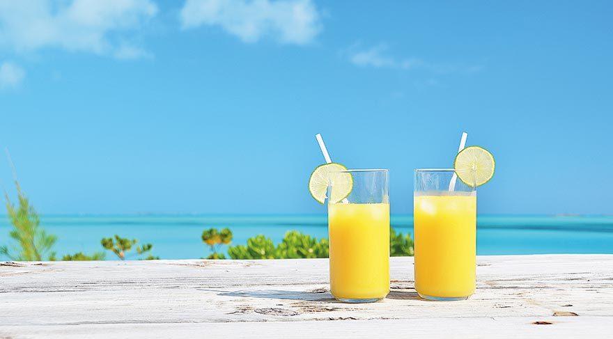 Vitamin ihtiyacınızı içecek tercihinizle karşılayın