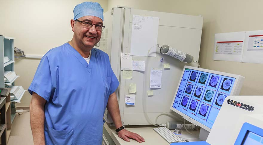 Erkek kısırlığına 'mikro çipli' tedavi