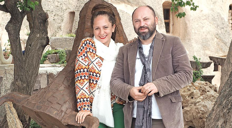 'Pimapenli' magaralardan muhteşem sanat merkezine