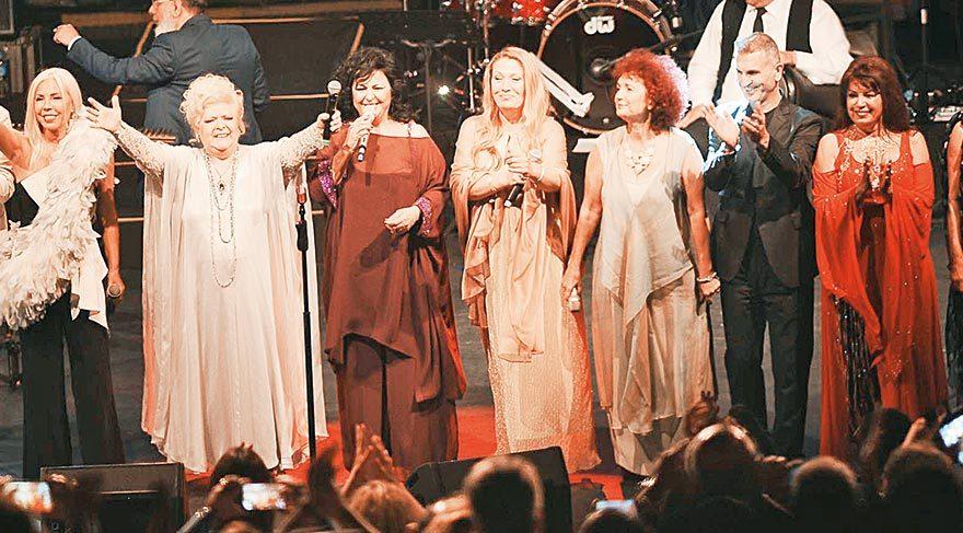 Uluslararası Bursa Festivali'nde 70'ler rüzgarı