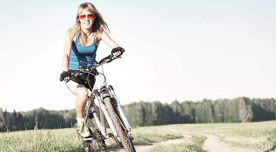 Yeni stil ikonları, bisikletliler