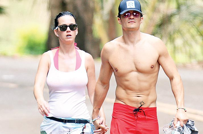 Katy Perry-Orlando Bloom