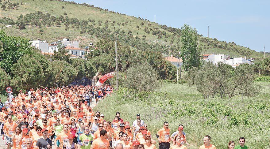 Bozcaada Yarı Maratonu'na hazır mısınız?
