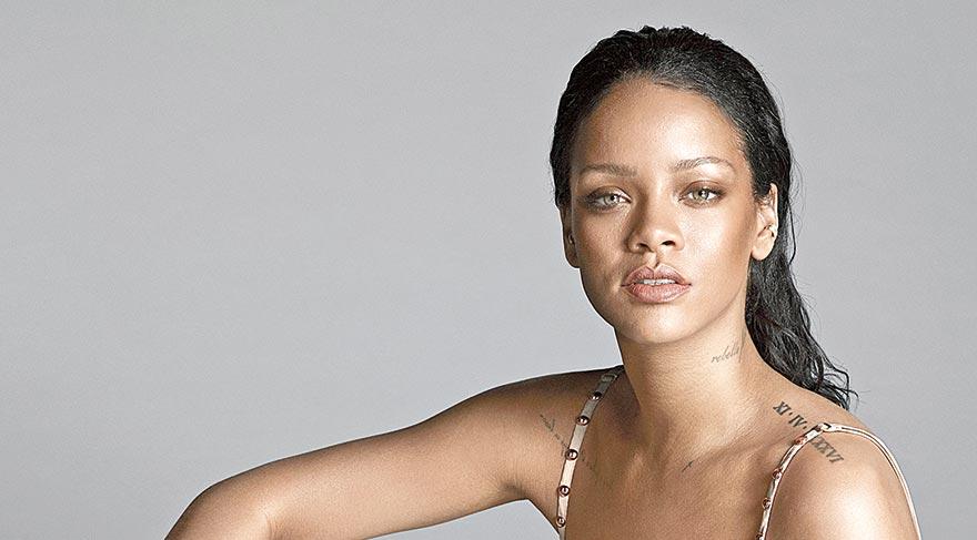 Rihanna'nın saç güncesi