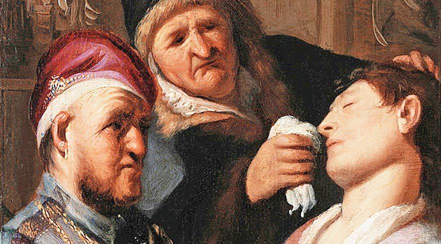 Bodruma saklanan Rembrandt