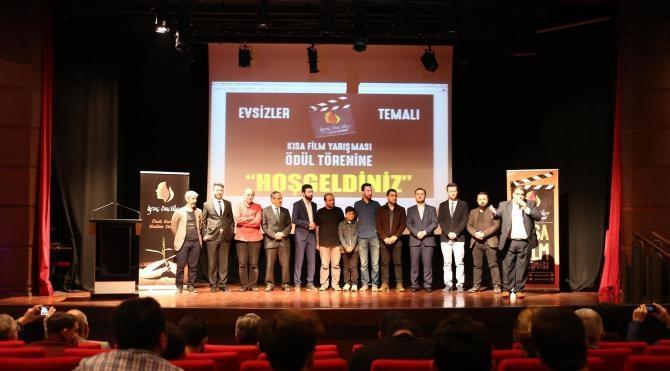 Gelişim Üniversitesi, Genç Öncüler Kısa Film Yarışması'nda 2'nci oldu