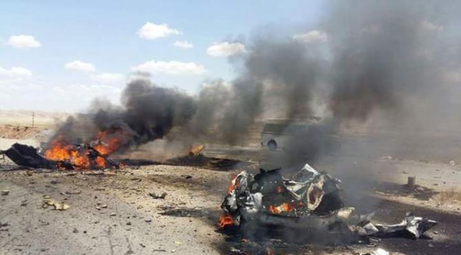 Irak'ta intihar saldırısı: 3'ü Türkmen 4 ölü, 5 yaralı