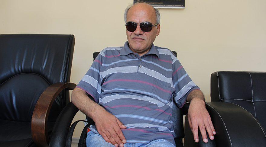 6 Nokta Körler Derneği Adana Şube Başkanı Osman Alıcı