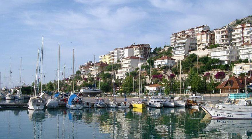 Türkiye'nin en güzel limanı olan ilçemiz: Finike