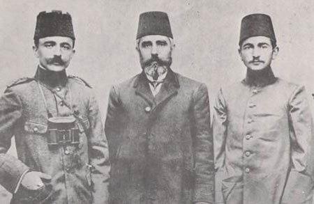 Enver Paşa - Babası Ahmet Bey - Kardeşi Nuri Killigil