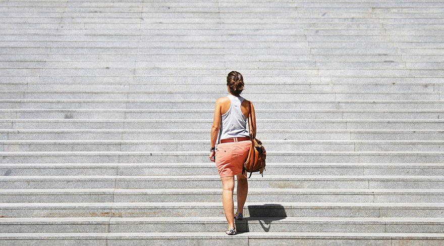 Merdiven çıkmak beyni gençleştirir mi?
