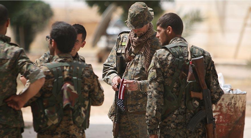Büyükelçi'den 'YPG arması' açıklaması