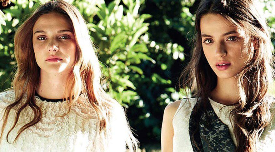 Paramparça'nın kızları canlı yayında