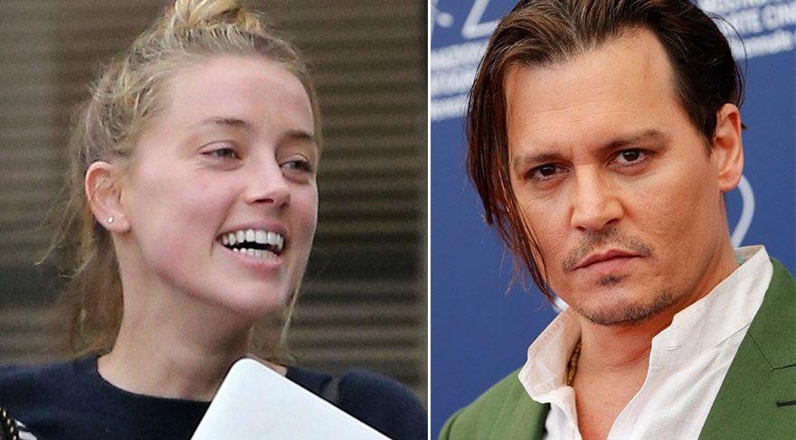 Amber Heard'ün 20 milyon dolarlık gülüşü