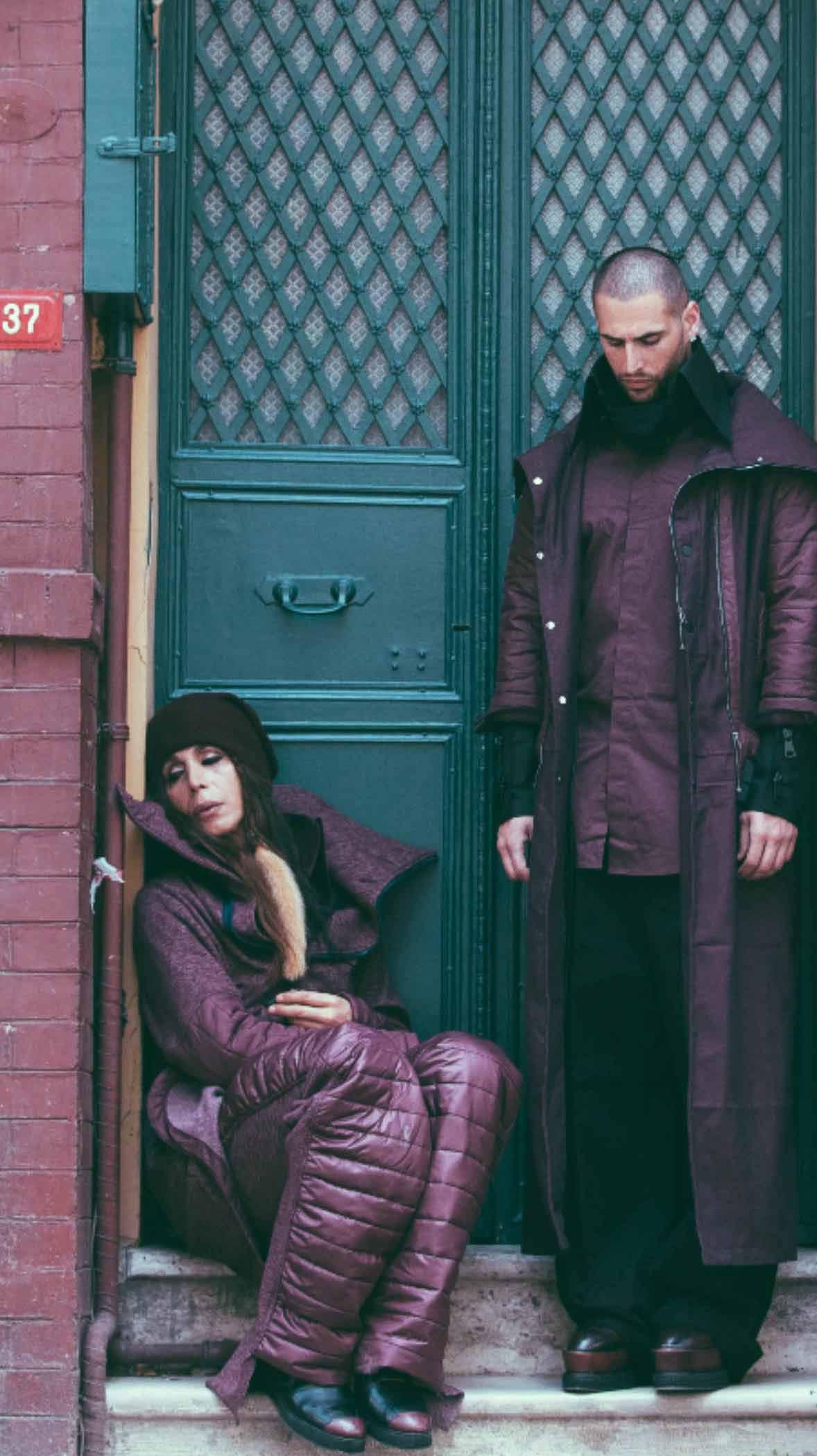 Androjen model Ferhat Şirin, Fransız La Perla dergisine röportaj verdi.