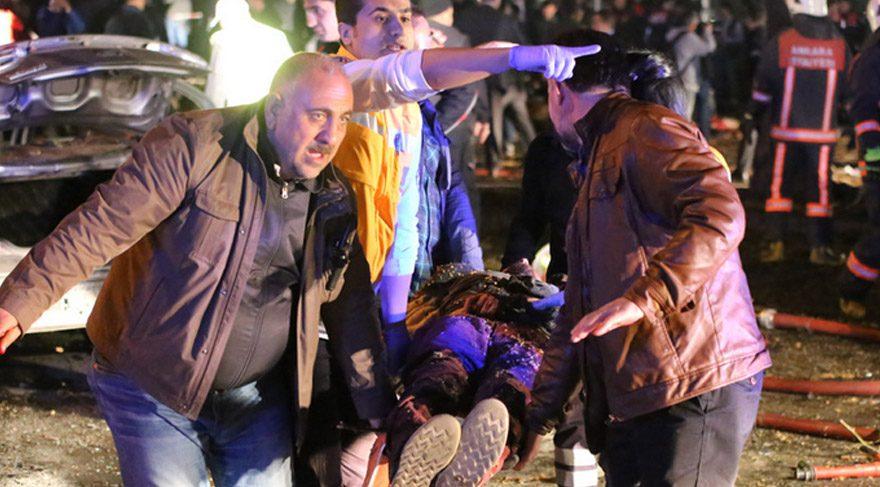 FOTO:SÖZCÜ - Son bir buçuk yılda, Başkent Ankara'da 3 canlı bomba saldırısı meydana geldi.