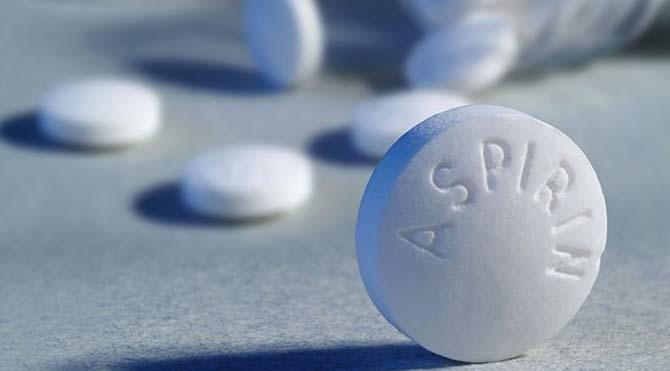 Aspirinin bilinmeyen faydaları!