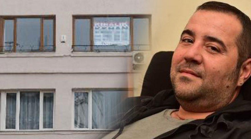 Ata Demirer Cihangir'deki evini 12 bin liraya kiralamış