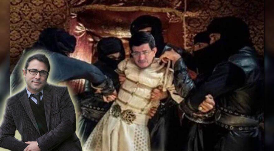 Atilla Taş'a göre 'ada'dan Davutoğlu gidecek!