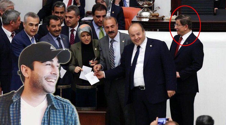 Atilla Taş Başbakan Davutoğlu'na üzüldü