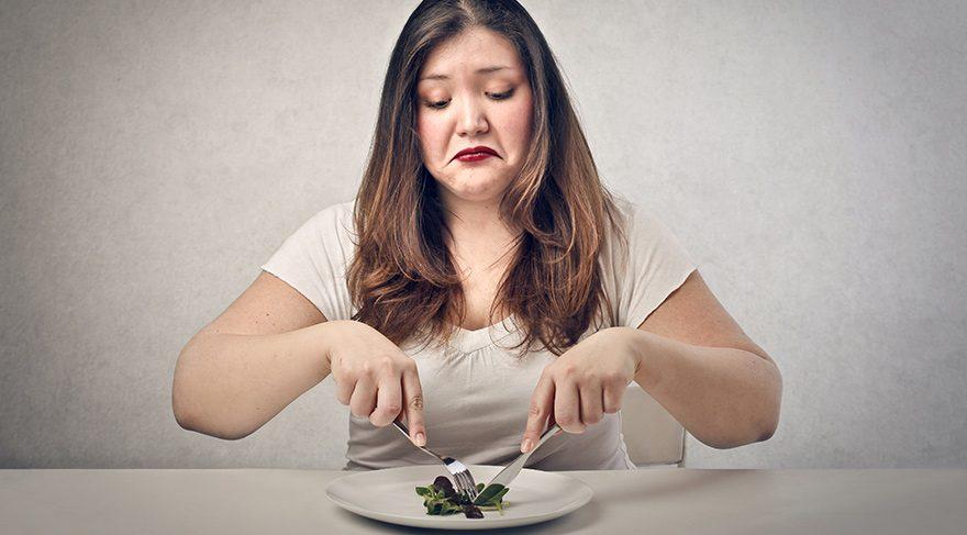 Az yemek yemek çözüm değil