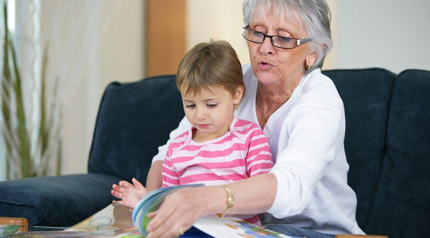 Anneanne ve babaanneye büyük iş düşüyor