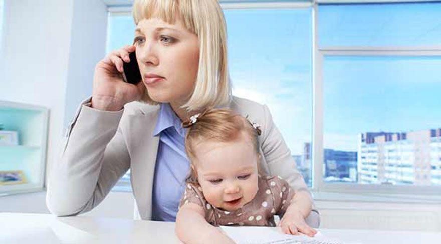 Çalıştığınız iş yerinde emzirme odası var mı?