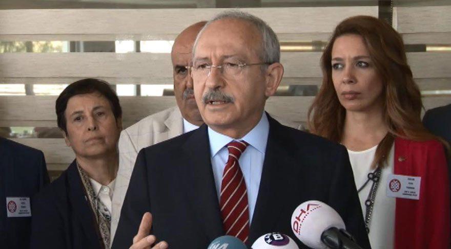 Kılıçdaroğlu: Yargı, 17-25 Aralık'ın baş aktörünün yanında çay değil delil toplar