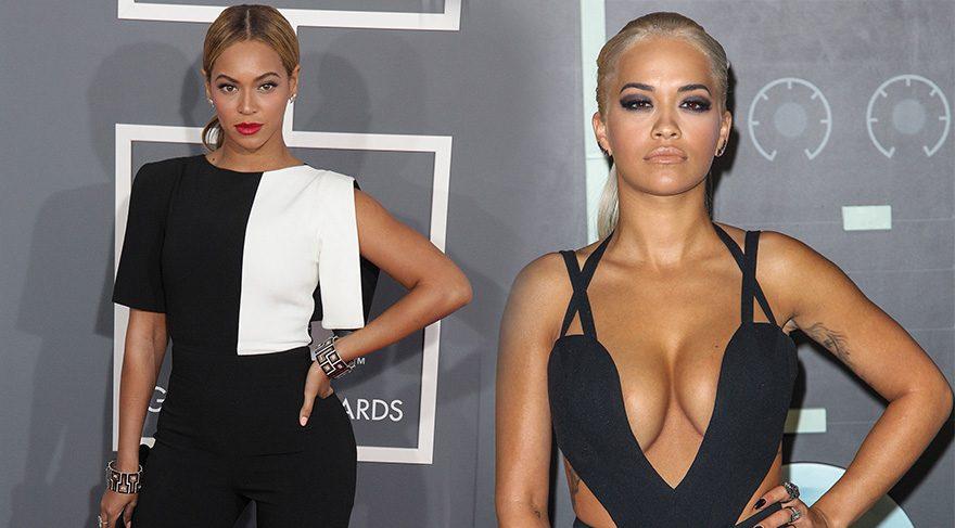Rita Ora: 'Becky ben değilim'