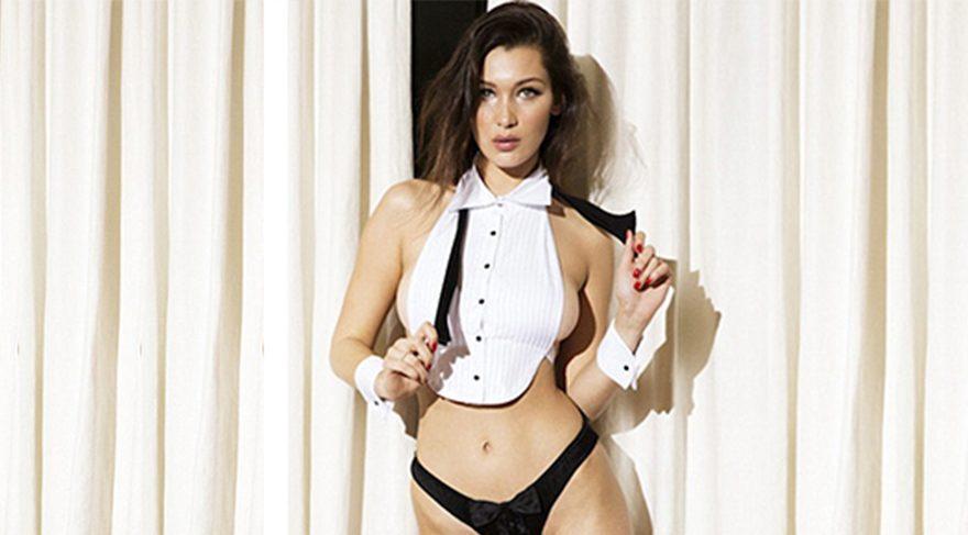 Bella Hadid Dior'un yeni güzellik elçisi