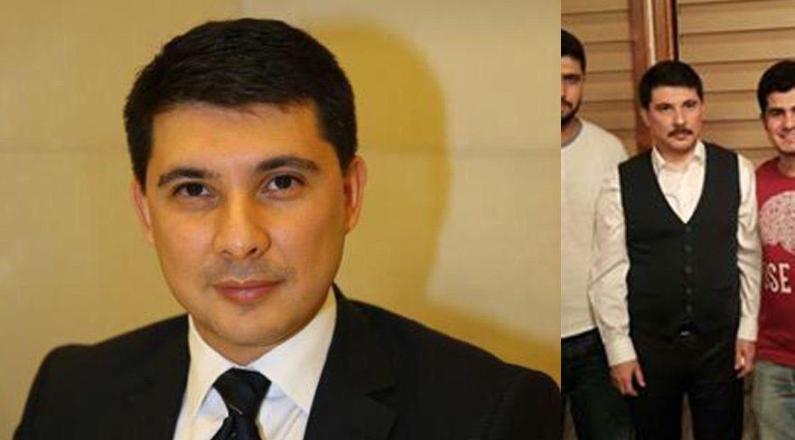 FOTO:SÖZCÜ - Erdoğan'ın özel kalem müdürü Hasan Doğan da bıyıklılar kervanına katıldı.