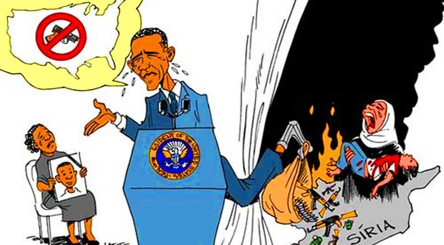 Carlos Latuff'un eserleri Türkiye'de derlendi