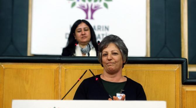 Figen Yüksekdağ: En küçük muhalefet partinin anahtarını neredeyse saraya verecek