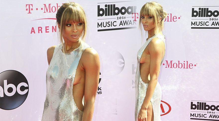Ciara Billboard Müzik Ödülleri'nin en çok konuşulan ismi oldu